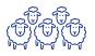 Pecore allevate