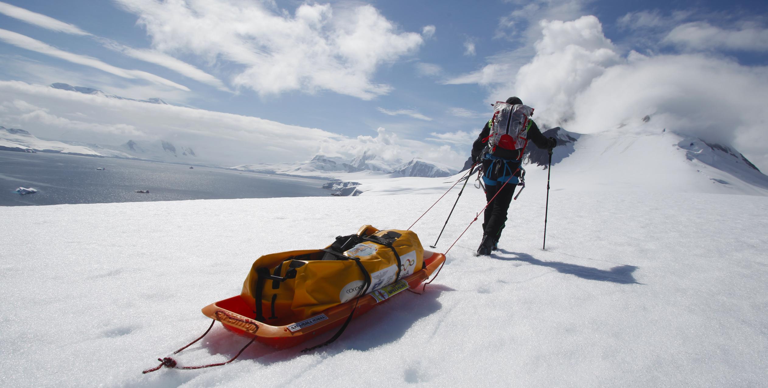Cover Antartico
