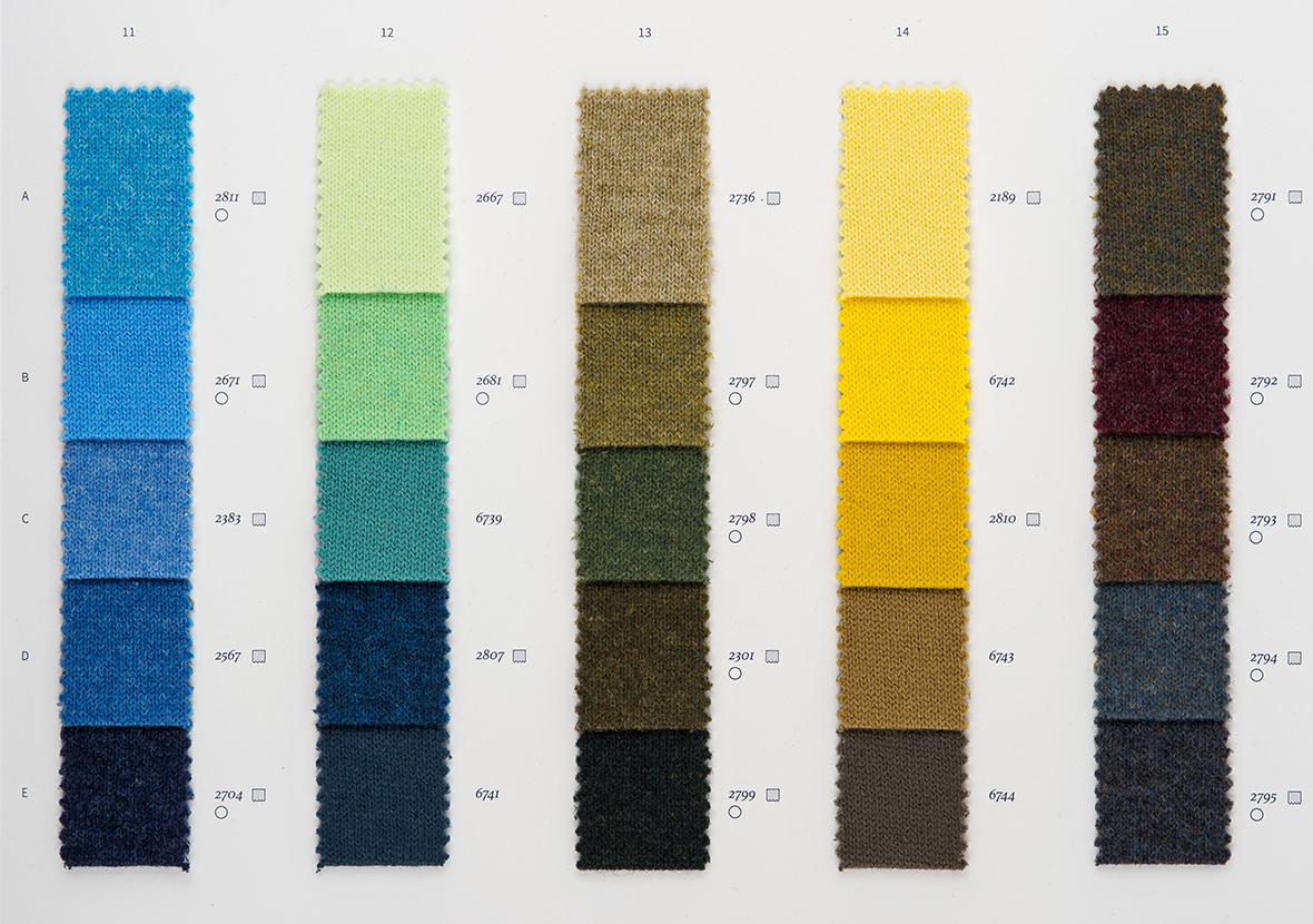 AI22 Cartella Colore - Cashmere 3