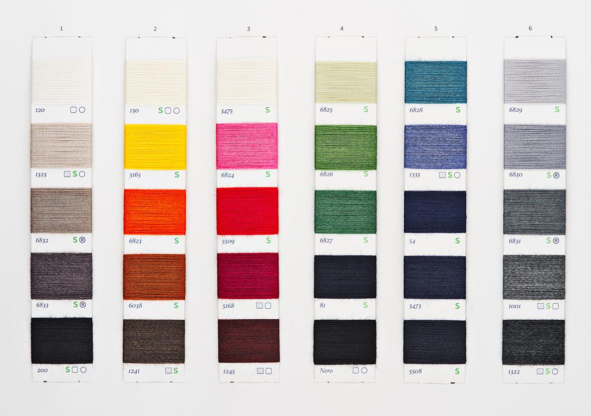 AI22 Cartella Colore - Fair Silk